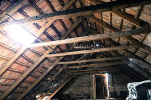 Uninsulated or Poorly Insulated Attics Can Cause High Heating Bills and Leak Hot or Cold Air into the Rest of Your Home.